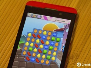 How to install Candy Crush Saga on BlackBerry