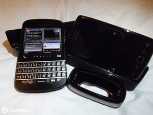 CrackBerry Asks: Would you like to see the return of official desktop charging docks for BlackBerry 10 devices?