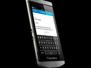 Linkin Park wants you to win a signed Porsche Design P'9982 BlackBerry