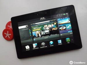CrackBerry Asks: Do you still use your BlackBerry PlayBook?