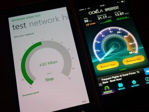 A first hands on with 4G from Three UK