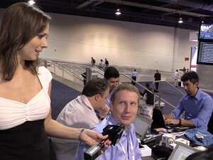 Behind the scenes of #CESlive!!!