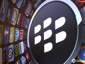 What apps are missing in BlackBerry World?