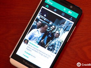 How to install Vine on BlackBerry
