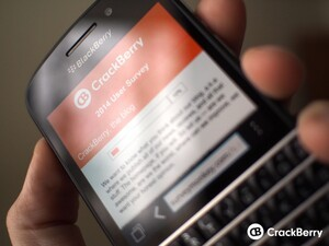 Help us help you and take the CrackBerry 2014 Reader Survey! (oh, and you can win free stuff, too!)