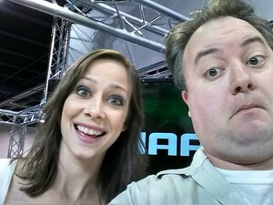 #CESlive Day 4: Join Phil and Cali for the final day of interviews!