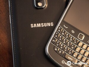 BlackBerry knocks Knox in its latest blog post, reminding customers Samsung's vaults have faults