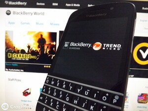 BlackBerry Guardian to be extended to the Amazon Appstore