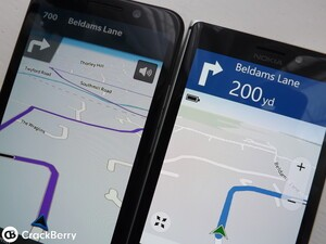 CrackBerry Asks: Would you like to see HERE Drive+ come to BlackBerry 10?
