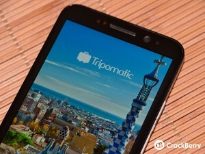 Travel planning app Tripomatic launches on BlackBerry 10