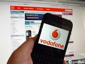 Vodafone UK set to offer 4G roaming at no extra cost - Great news for BlackBery users