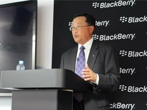 BlackBerry Press Conference Live Blog! #MWC14