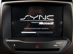 Ford hasn't decided on QNX for future Sync sytems just yet