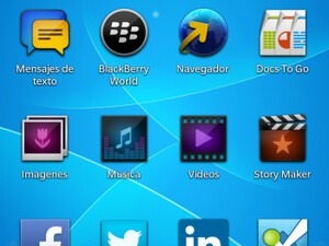 New images claim to show off BlackBerry 10.3 OS