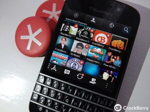CrackBerry Asks: Do you think we'll see a rise in big brands using BBM Channels now it's cross platform?