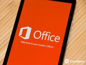 PSA: Microsoft Office Mobile won't work on the BlackBerry 10 Android runtime
