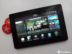BlackBerry PlayBook updated to OS 2.1.0.1917