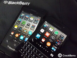 It's birthday time in India so the BlackBerry Z10 and Q10 get a price drop