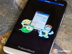 BBM update coming soon across all platforms — Will bring BBM Stickers, sponsored channels, larger file size limit and more