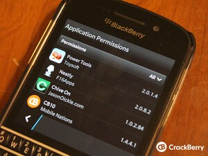 Dear Berry: Why does a developer require certain app permissions on BlackBerry 10?