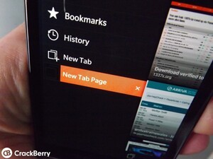 Would you like a choice of color accents in BlackBerry 10.3?