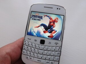 Gameloft bring Spider-Man: Ultimate Power to BlackBerry Legacy Devices
