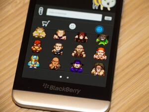 WWE Superstars stickers available as a free download in BBM for a limited time!