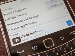 Over 60% of CrackBerry readers want the ability to theme BlackBerry 10