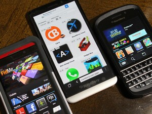 BlackBerry App Roundup for May 2, 2014