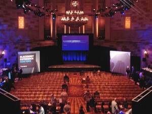 Experiencing the BlackBerry Experience: New York