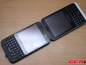 BlackBerry Kopi gets comparison photos with Q5