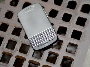 Dropped beloved BlackBerry leads to UK girl getting stuck in a drain