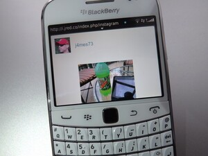 Get your Instagram fix on BlackBerry legacy devices with Client for Instagram