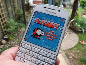 1001 copies of FlyCraft for BlackBerry 10 to give away!