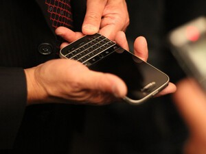 John Chen: BlackBerry Classic is for you