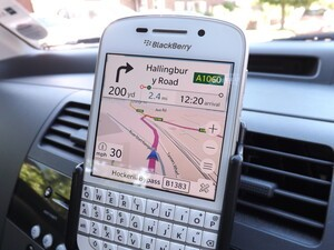 Putting Navfree for BlackBerry 10 through its paces
