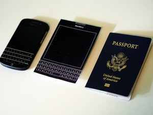 CrackBerry Asks: What do you think of the BlackBerry Passport name?