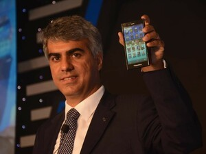 BlackBerry India's Sunil Lalvani speaks on security, Z3 launch, and QNX in India