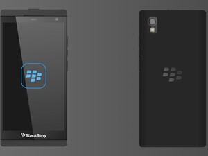 The BlackBerry Knight concept is the prime example of a great looking Z10 successor