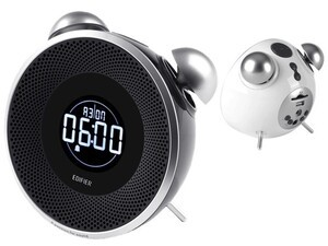 Accessory Roundup - Enter to win an Edifier Tick Tock Bluetooth Clock