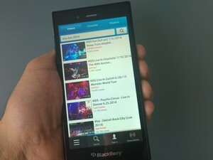 FastTube updated to v1.9.8.58 - Improved preloading, bug fixes and BlackBerry 10.3 support