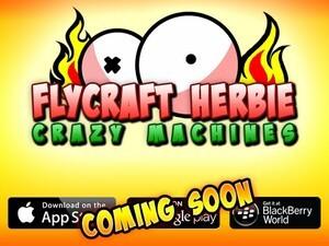 FlyCraft Herbie: Crazy Machines all set to arrive on BlackBerry 10