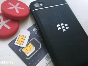 BlackBerry 10 users would like a dual SIM device