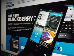 Nigeria is next in line to see the BlackBerry Z3 roll out