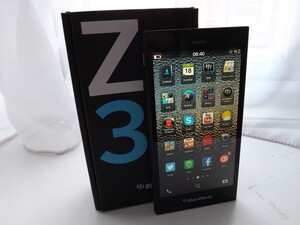 BlackBerry Z3 rollout continues with release in the Philippines