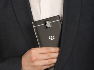 From the Editor's Desk: The past month of BlackBerry