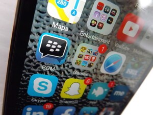 BBM for IOS gets a host of enhancements in the latest update