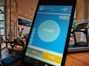 Sportrate Workout - Your new personal fitness instructor