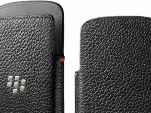 Daily Deal: BlackBerry Leather Pocket Pouch
