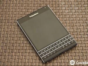 BlackBerry Passport gets UK pricing